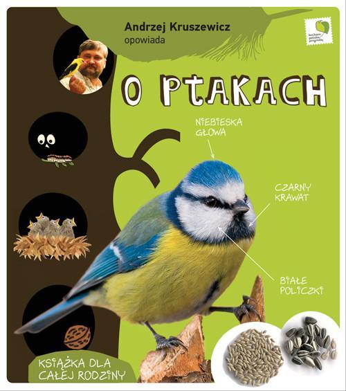 O ptakach - Kruszewicz Andrzej G.