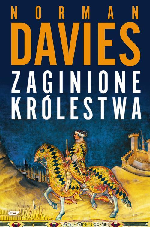 Zaginione królestwa - Davies Norman
