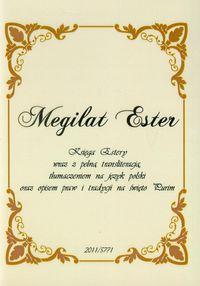 Megilat Ester Księga Estery - brak