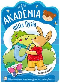Akademia misia Rysia od 5 lat