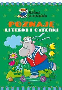 Akademia przedszkolaka Poznaję literki i cyferki