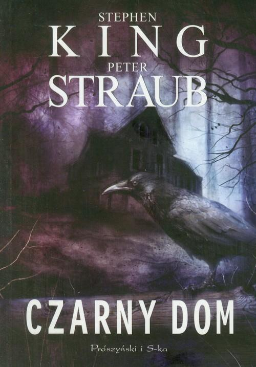 Czarny Dom - King Stephen, Straub Peter