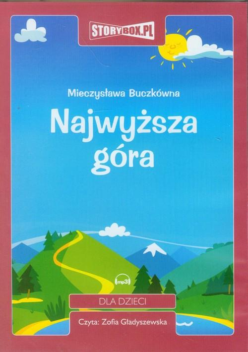Najwyższa góra - Buczkówna Mieczysława