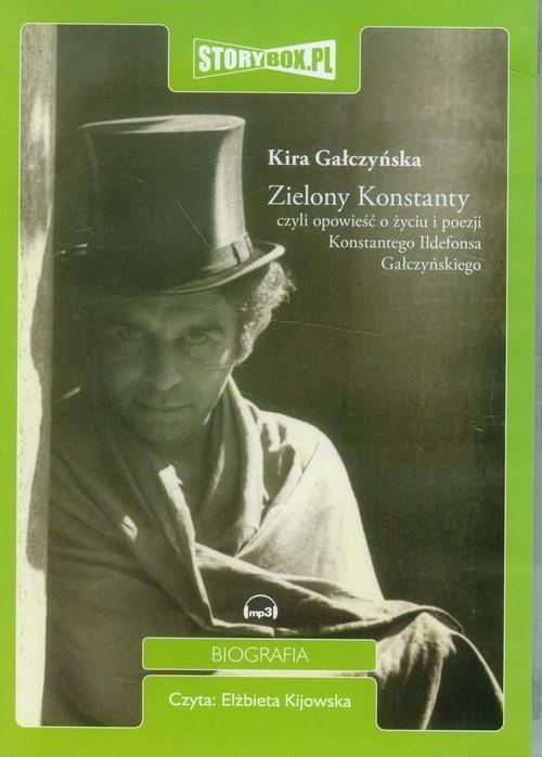 Zielony Konstanty - Gałczyńska Kira