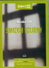 Śmiech iguany - Luft Monika