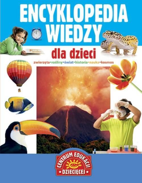Encyklopedia wiedzy dla dzieci - brak