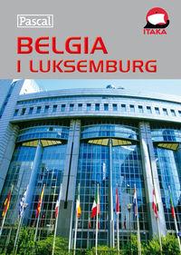 Belgia i Luksemburg Przewodnik ilustrowany