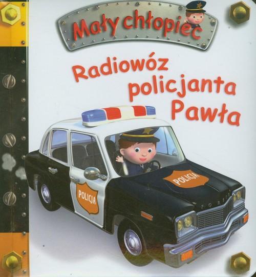 Radiowóz policjanta Pawła - Beaumont Emilie