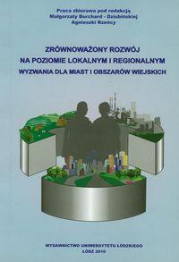 Zrównoważony rozwój na poziomie lokalnym i regionalnym
