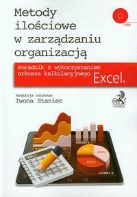Metody ilościowe w zarządzaniu organizacją z płytą CD - brak