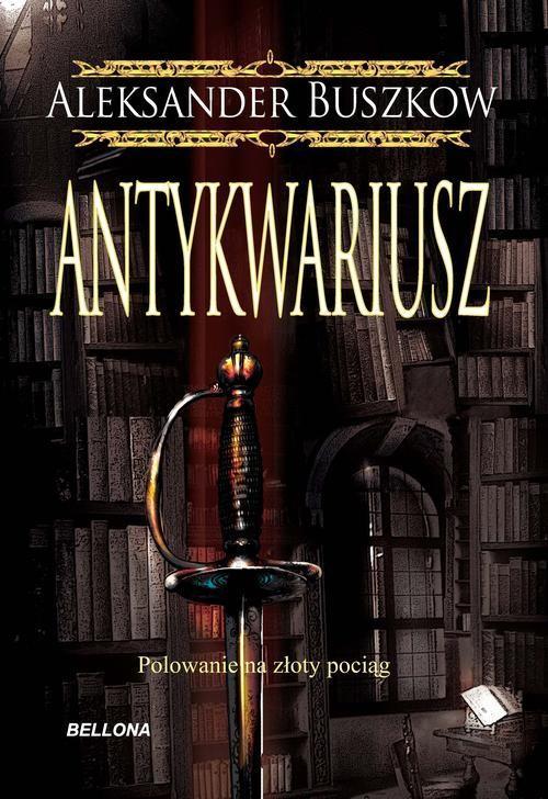 Antykwariusz - Buszkow Aleksander