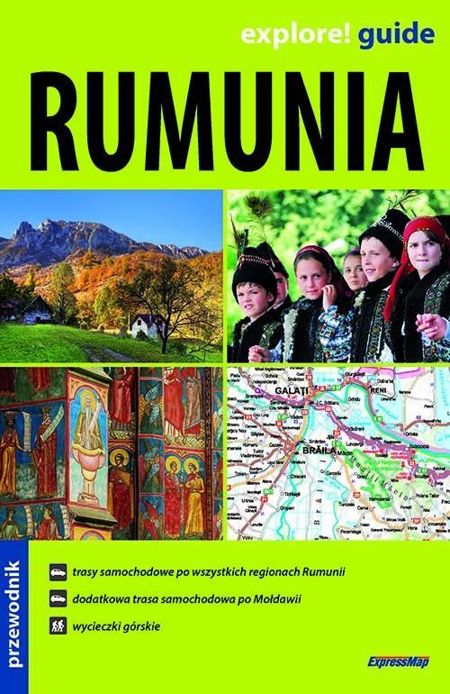 Rumunia Przewodnik