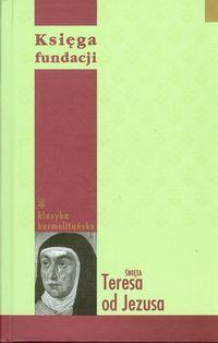 Księga fundacji Święta Teresa od Jezusa - brak