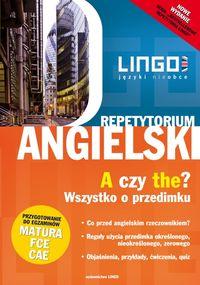 Angielski A czy the? - Treger Anna