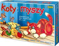 Koty i myszy Gra planszowa