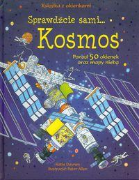 Kosmos Książka z okienkami - Daynes Katie