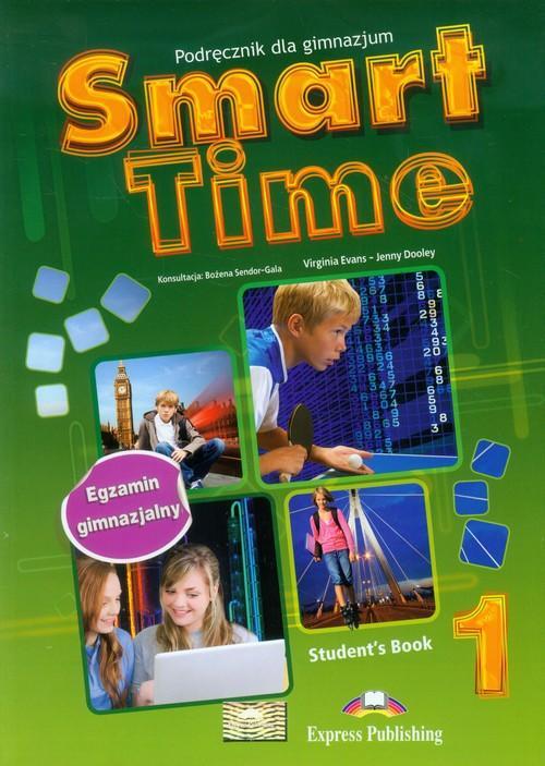 Smart Time 1 Język angielski Podręcznik - Evans Virginia, Dooley Jenny