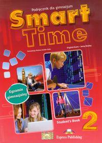 Smart Time 2 Język angielski Podręcznik z płytą CD + Smart Time Culture - Evans Virginia, Dooley Jenny