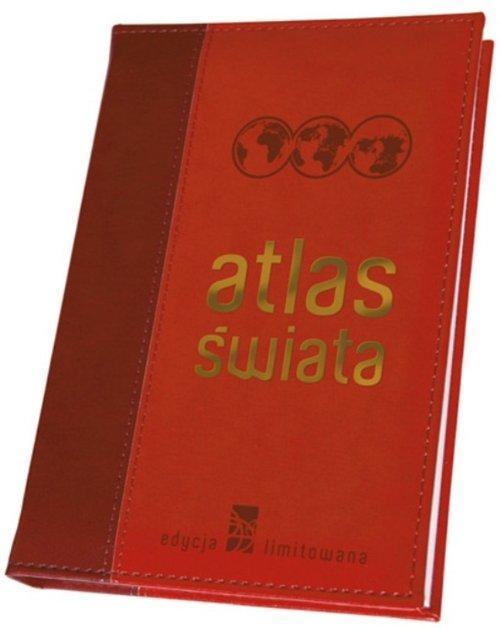 Atlas świata edycja limitowana - brak