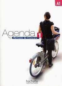 Agenda 1 Podręcznik + DVD - David Baglieto, Bruno Girardeau, Marion Mistichelli