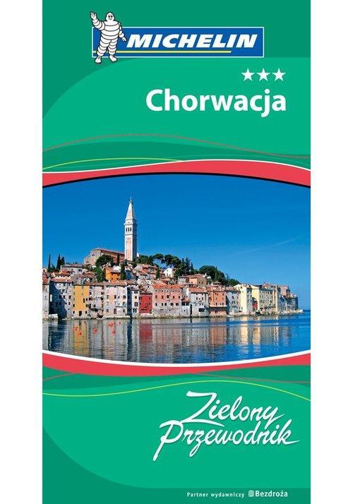 Chorwacja Zielony Przewodnik