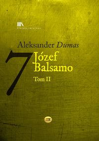 Józef Balsamo Tom 2 - Dumas Aleksander