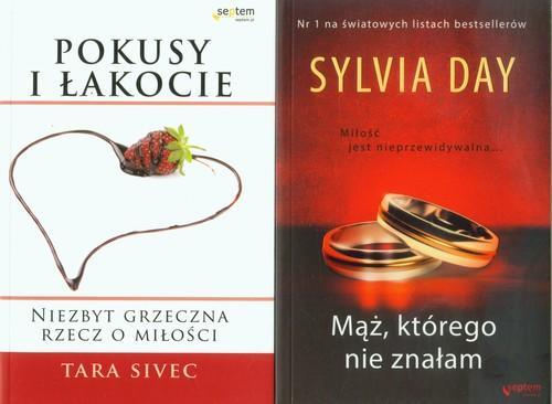 Mąż, którego nie znałam / Pokusy i łakocie - Sylvia Day Tara Sivec