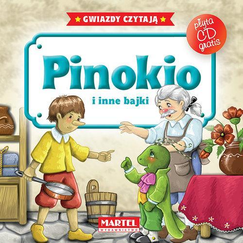 Pinokio i inne bajki + CD