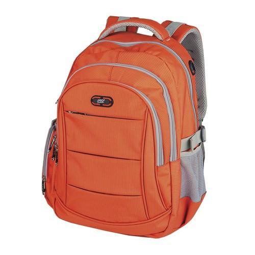 Plecak szkolno-sportowy pomarańczowy