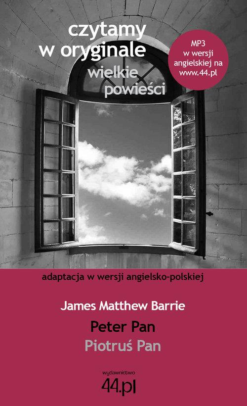 Peter Pan Piotruś Pan - James Matthew Barrie