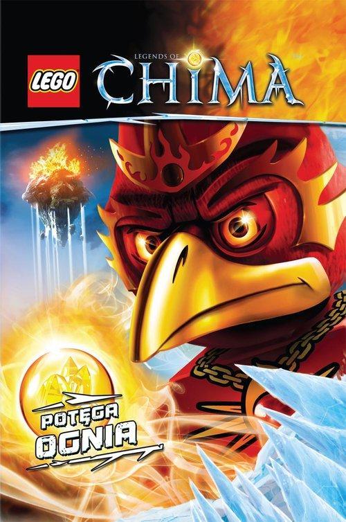 LEGO Legends of Chima Potęga ognia