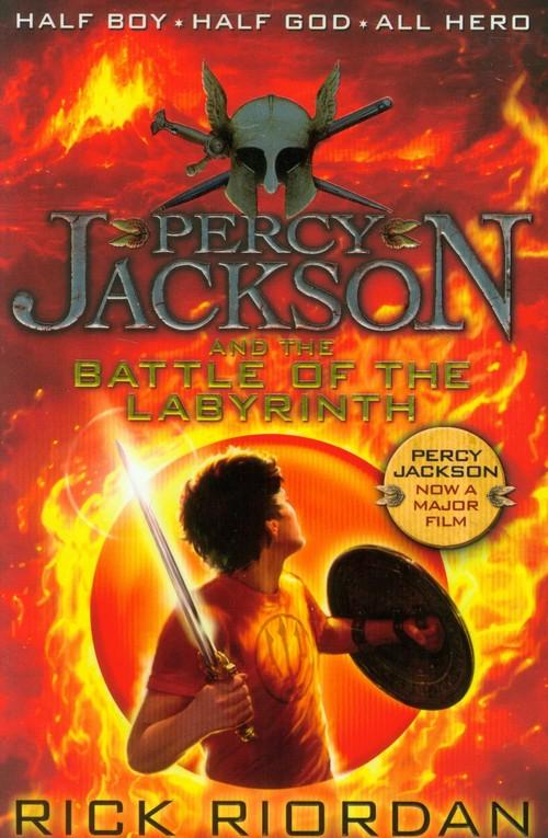 Percy Jackson and the Battle of the Labyrinth - Riordan Rick
