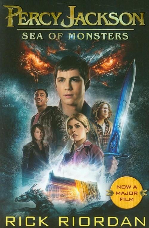 Percy Jackson and the Sea of Monsters - Riordan Rick