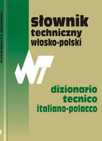Słownik techniczny włosko-polski - Czerni Sergiusz