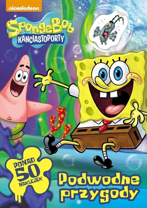 SpongeBob Kanciastoporty Podwodne przygody