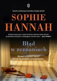 Błąd w zeznaniach - Hannah Sophie