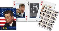 Karty do gry Piatnik 1 talia JFK - PRACA ZBIOROWA