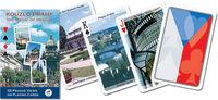 Karty do gry Piatnik 1 talia, Praga - brak