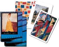 Karty do gry Piatnik 1 talia, Guggenheim - PRACA ZBIOROWA