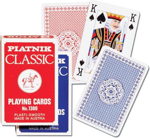 Karty do gry Piatnik 1 talia, Classic - brak
