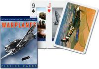 Karty do gry Piatnik 1 talia, Samoloty wojenne - brak