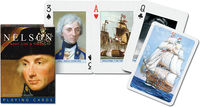 Karty do gry Piatnik 1 talia, Nelson - brak