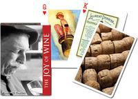 Karty do gry Piatnik 1 talia, Radość Wina - brak