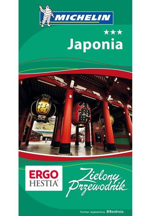 Japonia Zielony Przewodnik