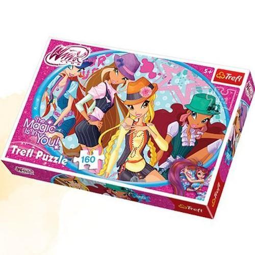 Puzzle 160 Wakacje w mieście