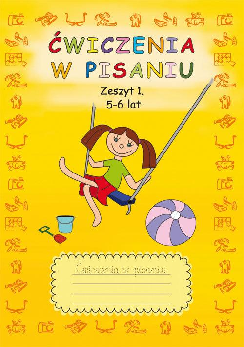 Ćwiczenia w pisaniu Zeszyt 1 - Guzowska Beata, Smaza Anna