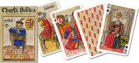 Karty do gry Piatnik 1 talia Charta Bellica - PRACA ZBIOROWA