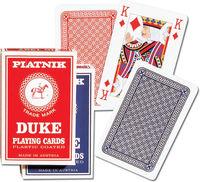 Karty do gry Piatnik 1 talia Duke - PRACA ZBIOROWA