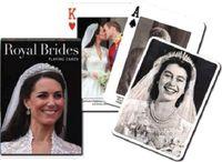 Karty do gry Piatnik 1 talia Królewskie Panny Młode - Piatnik
