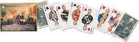 Karty do gry Piatnik 2 talie Glorious America - PRACA ZBIOROWA